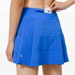 Lululemon Pace Rival Skirt Size 10
